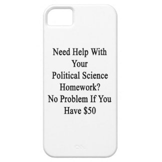 Need Help With Your Political Science Homework No iPhone 5 Covers