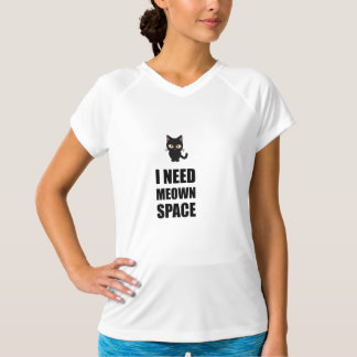 Need Meown Space Cat T-Shirt