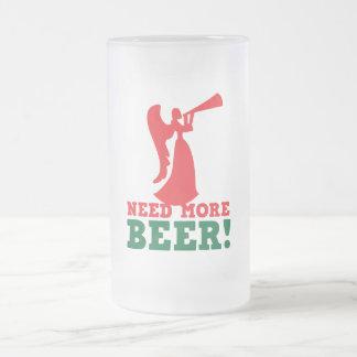 Need more beer coffee mug