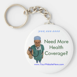 Need More Health Coverage? Keychain