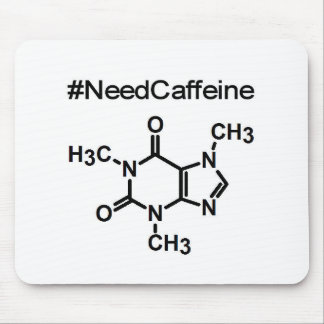 #NeedCaffeine Mousepad