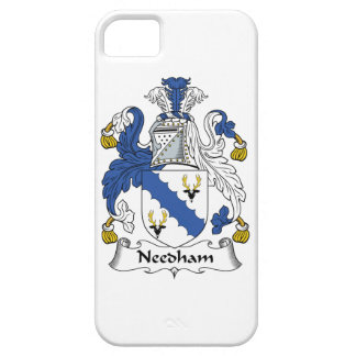 Needham Family Crest iPhone 5 Case