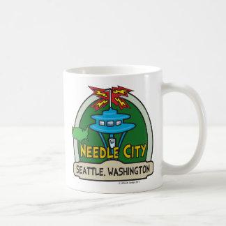 Needle City Mug