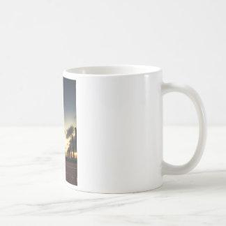 Needle Classic White Coffee Mug