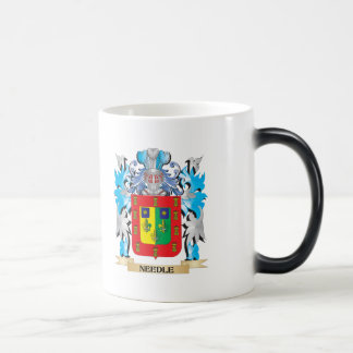 Needle Coat of Arms - Family Crest Mugs