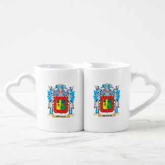 Needle Coat of Arms - Family Crest Lovers Mug Sets
