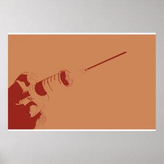 Needle Poster