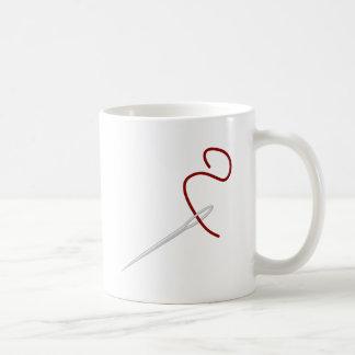 Needle thread needle thread mugs