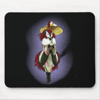 Needles Mouse Pad