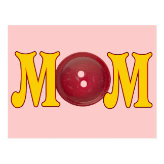 Needlework T-shirts and Gifts For Mom Postcard