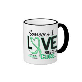 NEEDS A CURE 2 CELIAC DISEASE T-Shirts & Gifts Ringer Mug