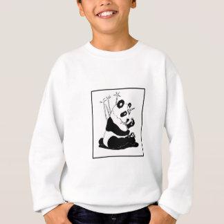Needs More Salt Pandacorn Sweatshirt