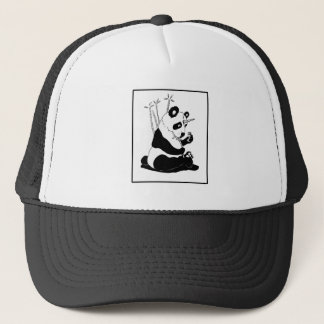 Needs More Salt Pandacorn Trucker Hat