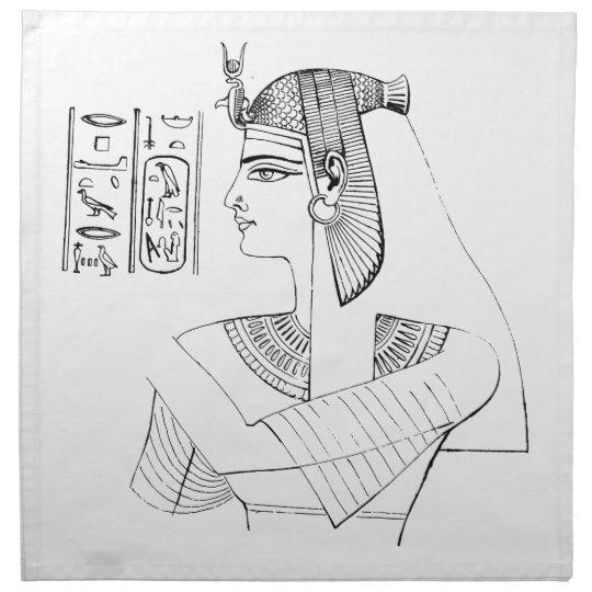 Nefertari Printed Napkins
