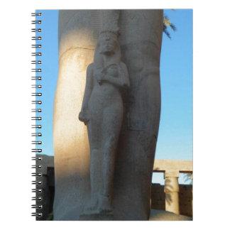 Nefertari Spiral Note Book