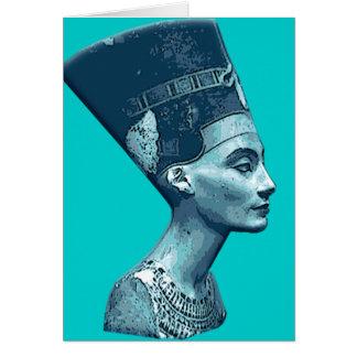 Nefertiti Card