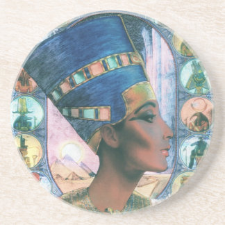 Nefertiti Coaster