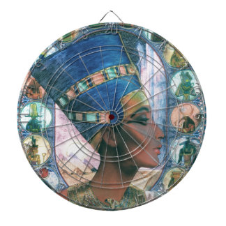 Nefertiti Dartboard