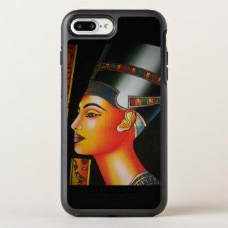 Nefertiti Egypt queen OtterBox Symmetry iPhone 8 Plus/7 Plus Case