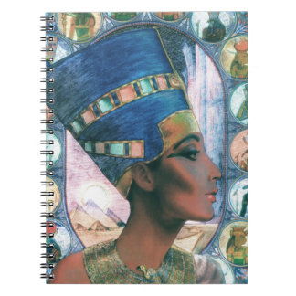 Nefertiti Notebook