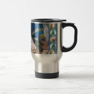 Nefertiti Travel Mug