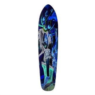 Nega Steam Punk Faery Skate Board