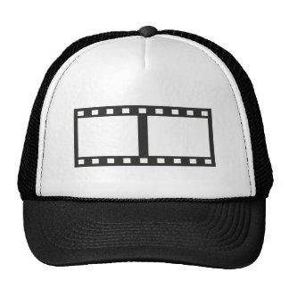 Négatifs de photo casquettes