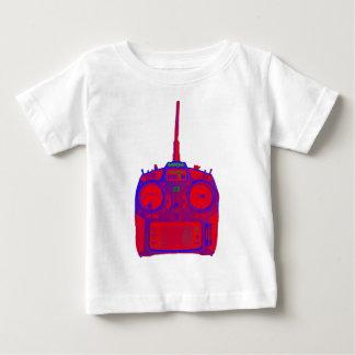 Negative Effect Red/Purple Spektrum RC Radio Baby T-Shirt