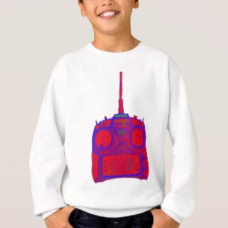 Negative Effect Red/Purple Spektrum RC Radio Sweatshirt