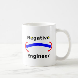 Negative Engineer Coffee Mug
