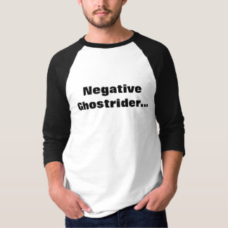 Negative Ghostrider T-Shirt
