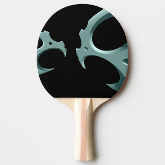 Negative Space Ping Pong Paddle