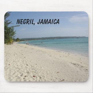 Negril, Jamaica Mousepad