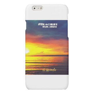 Negril sunseti Phone 6/6s Matte Finish Case