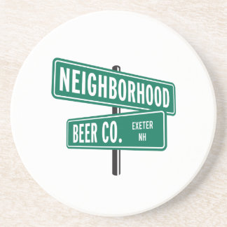 Neighborhood Beer Co. Coaster
