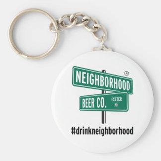 Neighborhood Keychain