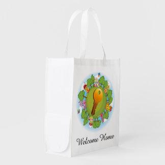 Neighborhood / Real Estate Reusable Grocery Bag