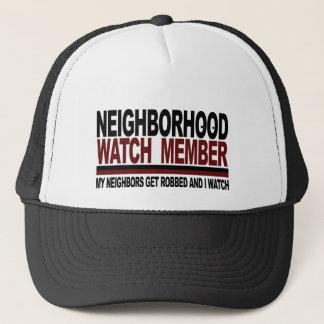 Neighborhood Watch Member Trucker Hat
