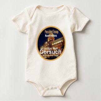 Neil GORSUCH Supreme Court Baby Bodysuit