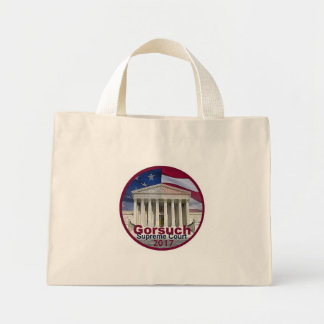 Neil GORSUCH Supreme Court Mini Tote Bag