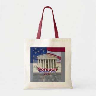 Neil GORSUCH Supreme Court Tote Bag