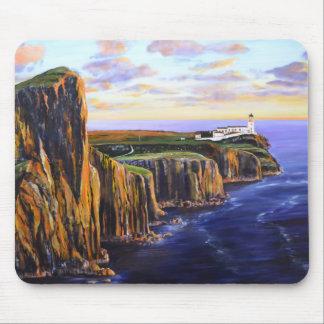 Neist Point - Isle of Skye Mouse Pad