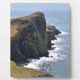 Neist Point Lighthouse Plaque