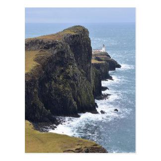Neist Point Lighthouse Postcard