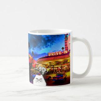 Neko Cafe Coffee Mug