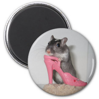 Nellie the Gerbil Mother's Day Magnet