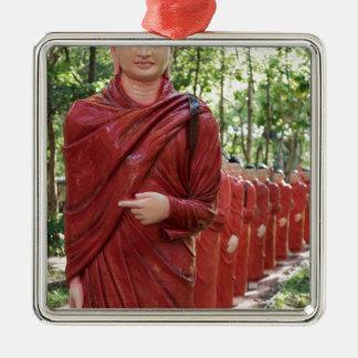 Nellikulama Temple of 500 Arahants, Sri Lanka Metal Ornament