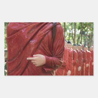 Nellikulama Temple of 500 Arahants, Sri Lanka Sticker