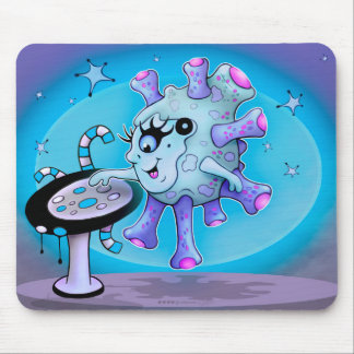 NELLY ALIEN MOUSEPAD