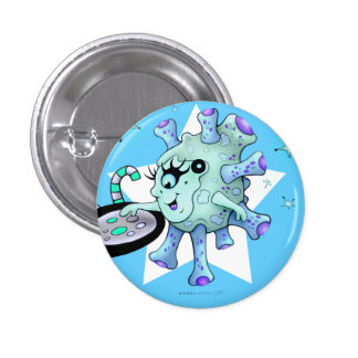 NELLY BUTTON MONSTER ALIEN SMALL